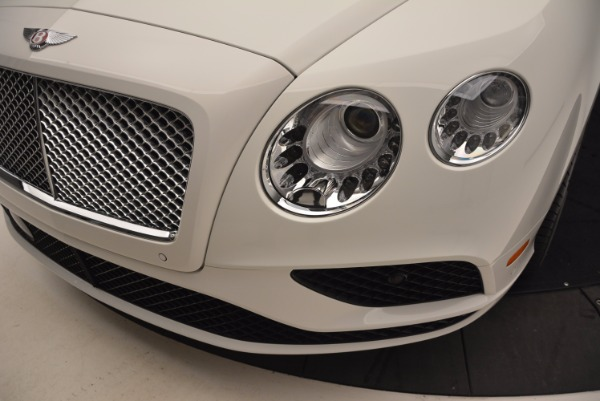 Used 2016 Bentley Continental GT V8 for sale Sold at Bugatti of Greenwich in Greenwich CT 06830 14
