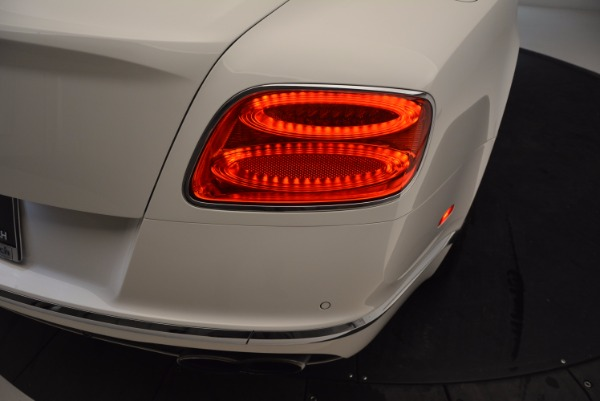 Used 2016 Bentley Continental GT V8 for sale Sold at Bugatti of Greenwich in Greenwich CT 06830 19