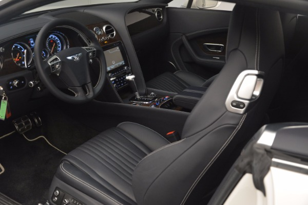 Used 2016 Bentley Continental GT V8 for sale Sold at Bugatti of Greenwich in Greenwich CT 06830 21
