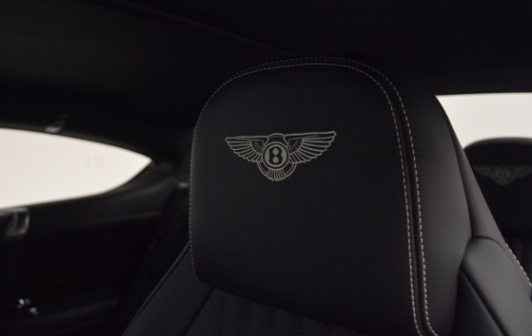 Used 2016 Bentley Continental GT V8 for sale Sold at Bugatti of Greenwich in Greenwich CT 06830 25