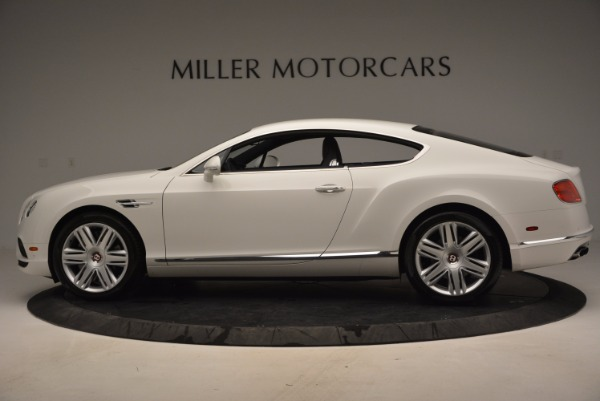 Used 2016 Bentley Continental GT V8 for sale Sold at Bugatti of Greenwich in Greenwich CT 06830 3