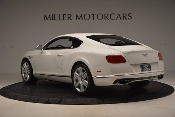Used 2016 Bentley Continental GT V8 for sale Sold at Bugatti of Greenwich in Greenwich CT 06830 4