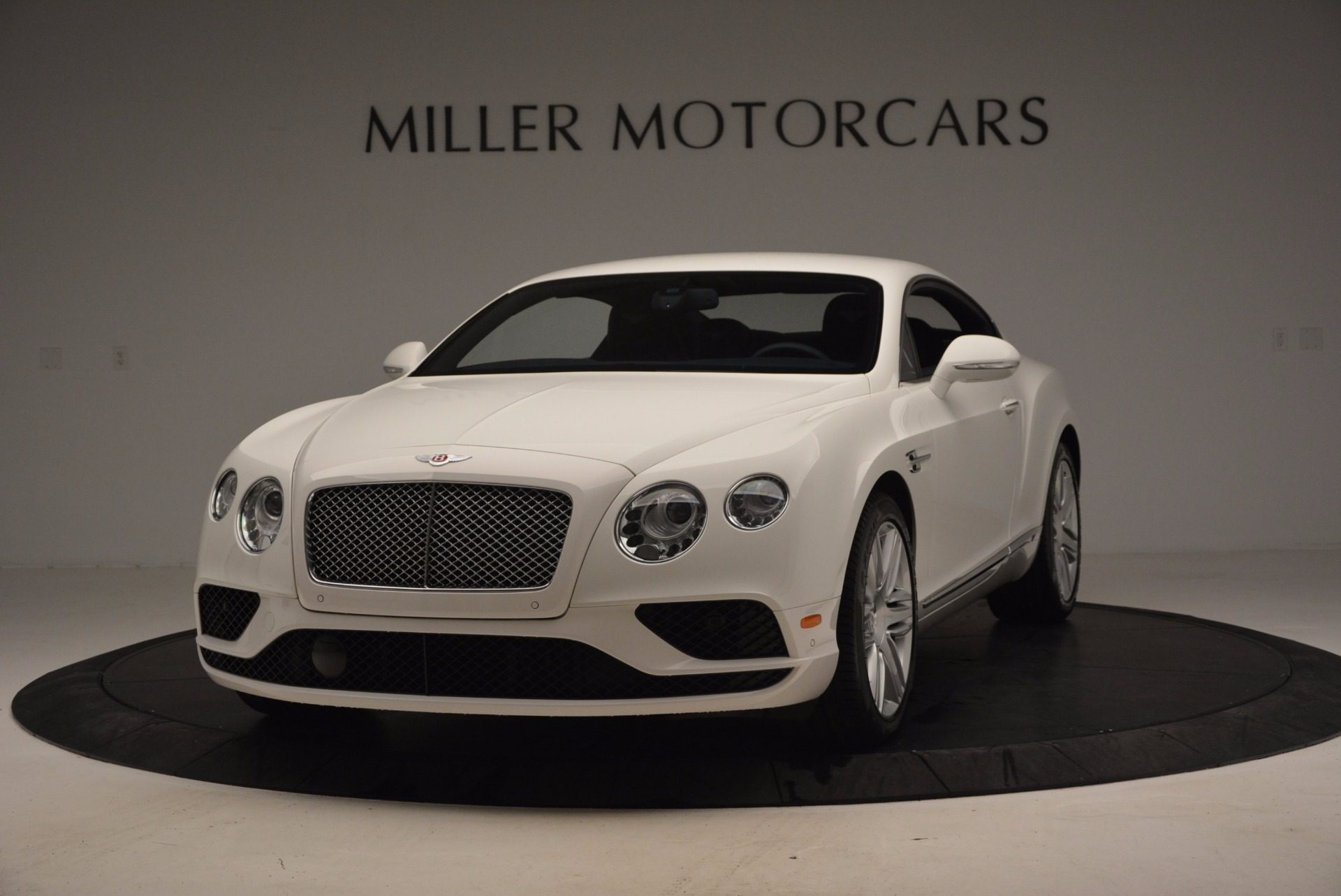 Used 2016 Bentley Continental GT V8 for sale Sold at Bugatti of Greenwich in Greenwich CT 06830 1