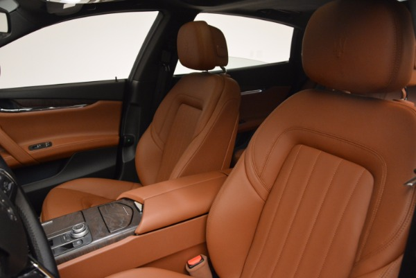New 2017 Maserati Quattroporte SQ4 for sale Sold at Bugatti of Greenwich in Greenwich CT 06830 13