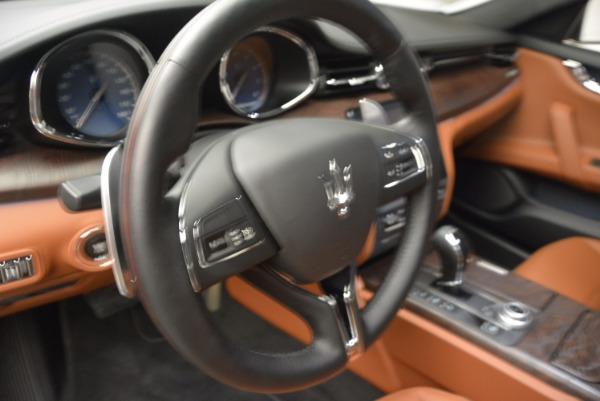 New 2017 Maserati Quattroporte SQ4 for sale Sold at Bugatti of Greenwich in Greenwich CT 06830 16