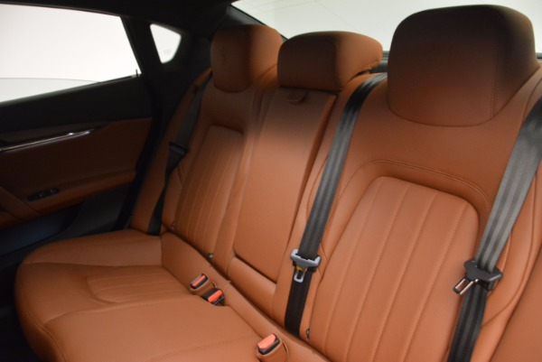 New 2017 Maserati Quattroporte SQ4 for sale Sold at Bugatti of Greenwich in Greenwich CT 06830 17