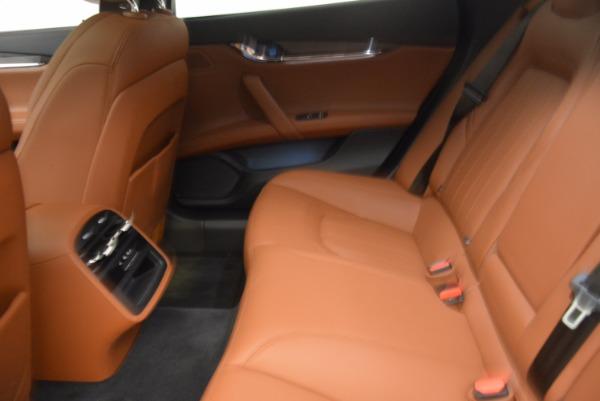 New 2017 Maserati Quattroporte SQ4 for sale Sold at Bugatti of Greenwich in Greenwich CT 06830 18
