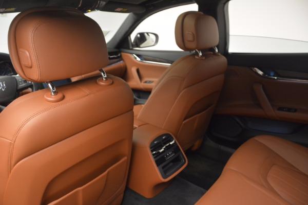 New 2017 Maserati Quattroporte SQ4 for sale Sold at Bugatti of Greenwich in Greenwich CT 06830 19