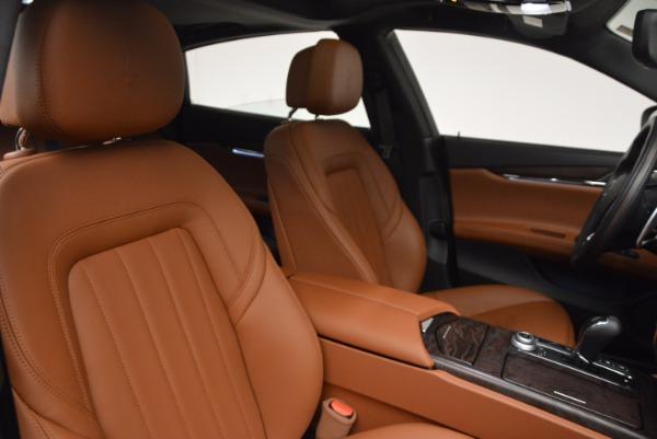 New 2017 Maserati Quattroporte SQ4 for sale Sold at Bugatti of Greenwich in Greenwich CT 06830 20