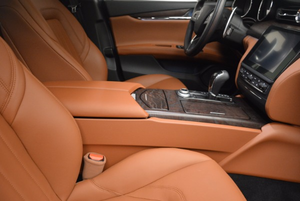 New 2017 Maserati Quattroporte SQ4 for sale Sold at Bugatti of Greenwich in Greenwich CT 06830 21