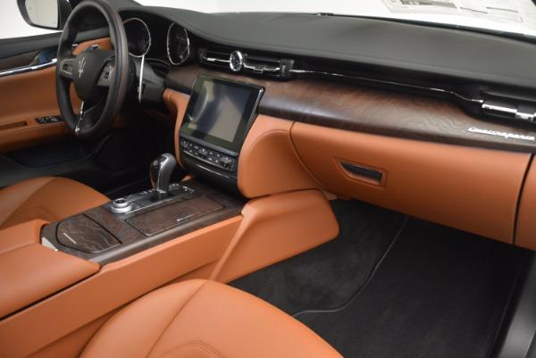 New 2017 Maserati Quattroporte SQ4 for sale Sold at Bugatti of Greenwich in Greenwich CT 06830 22