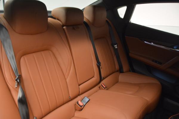 New 2017 Maserati Quattroporte SQ4 for sale Sold at Bugatti of Greenwich in Greenwich CT 06830 23