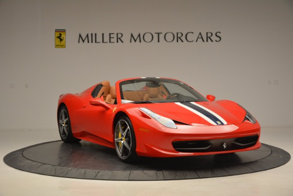 Used 2014 Ferrari 458 Spider for sale Sold at Bugatti of Greenwich in Greenwich CT 06830 11