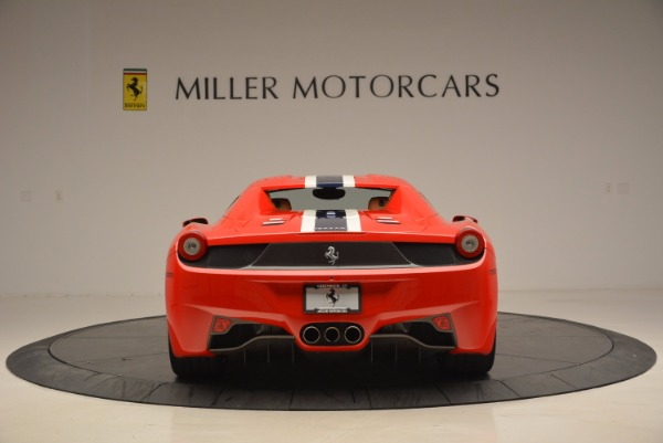 Used 2014 Ferrari 458 Spider for sale Sold at Bugatti of Greenwich in Greenwich CT 06830 18