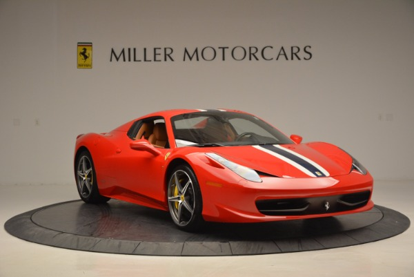Used 2014 Ferrari 458 Spider for sale Sold at Bugatti of Greenwich in Greenwich CT 06830 23