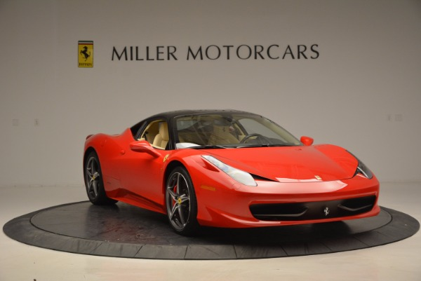 Used 2011 Ferrari 458 Italia for sale Sold at Bugatti of Greenwich in Greenwich CT 06830 11