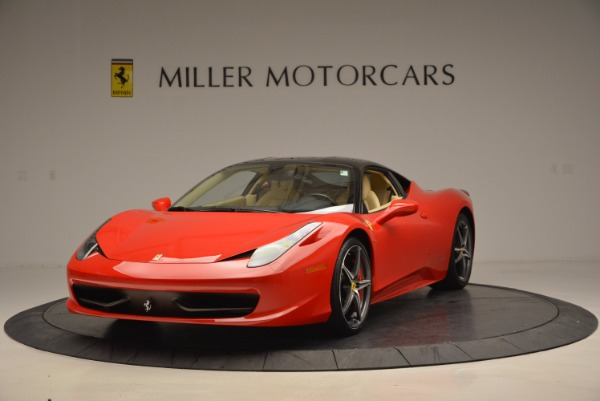 Used 2011 Ferrari 458 Italia for sale Sold at Bugatti of Greenwich in Greenwich CT 06830 1