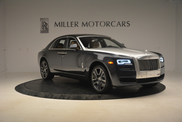 Used 2017 Rolls-Royce Ghost for sale Sold at Bugatti of Greenwich in Greenwich CT 06830 11