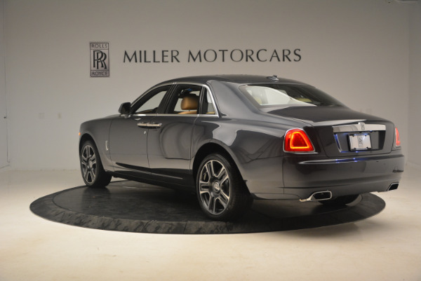 Used 2017 Rolls-Royce Ghost for sale Sold at Bugatti of Greenwich in Greenwich CT 06830 5