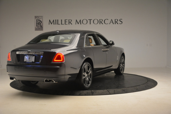 Used 2017 Rolls-Royce Ghost for sale Sold at Bugatti of Greenwich in Greenwich CT 06830 7