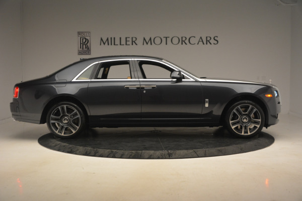 Used 2017 Rolls-Royce Ghost for sale Sold at Bugatti of Greenwich in Greenwich CT 06830 9