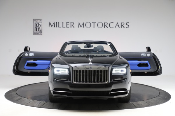 Used 2017 Rolls-Royce Dawn for sale $239,900 at Bugatti of Greenwich in Greenwich CT 06830 13
