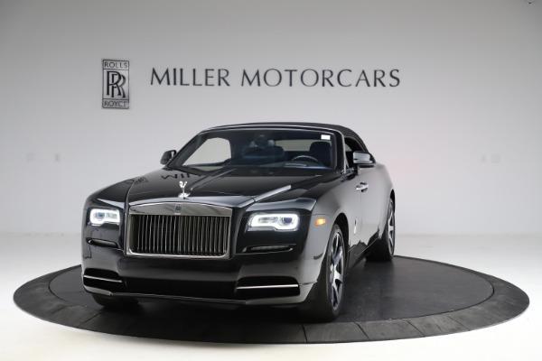 Used 2017 Rolls-Royce Dawn for sale $239,900 at Bugatti of Greenwich in Greenwich CT 06830 15
