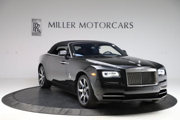 Used 2017 Rolls-Royce Dawn for sale $239,900 at Bugatti of Greenwich in Greenwich CT 06830 25
