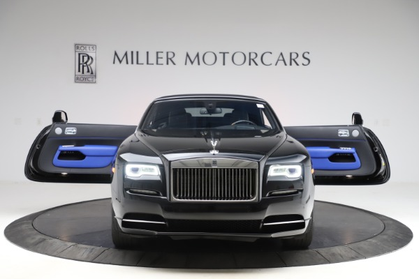 Used 2017 Rolls-Royce Dawn for sale $239,900 at Bugatti of Greenwich in Greenwich CT 06830 26