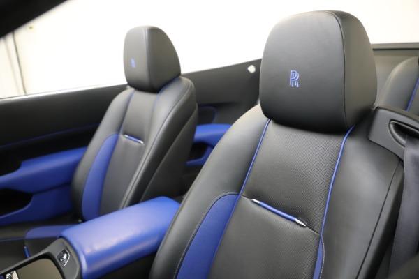 Used 2017 Rolls-Royce Dawn for sale $239,900 at Bugatti of Greenwich in Greenwich CT 06830 27