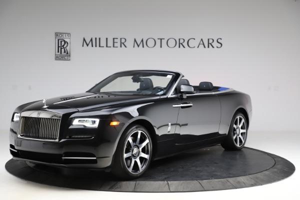New 2017 Rolls-Royce Dawn for sale Sold at Bugatti of Greenwich in Greenwich CT 06830 3