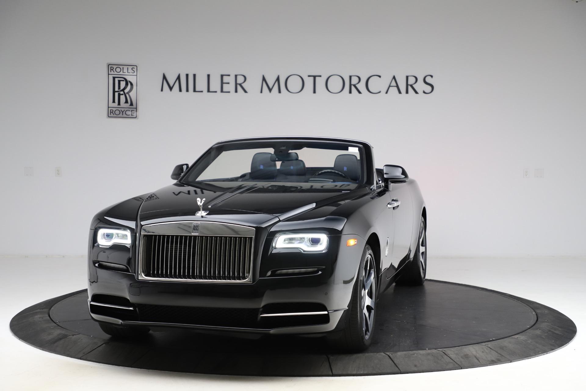 Used 2017 Rolls-Royce Dawn for sale $239,900 at Bugatti of Greenwich in Greenwich CT 06830 1