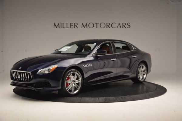 New 2017 Maserati Quattroporte S Q4 for sale Sold at Bugatti of Greenwich in Greenwich CT 06830 2