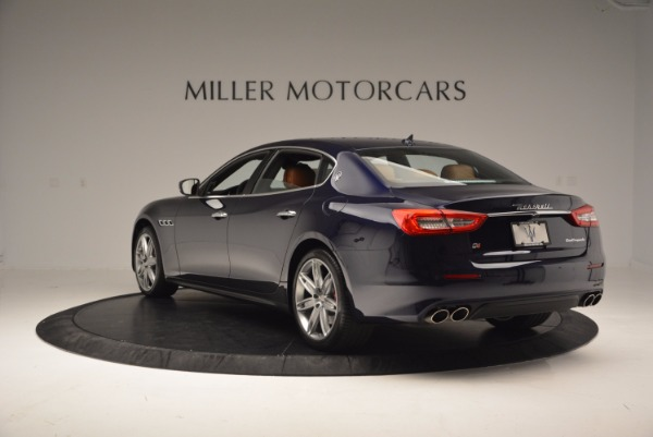 New 2017 Maserati Quattroporte S Q4 for sale Sold at Bugatti of Greenwich in Greenwich CT 06830 5