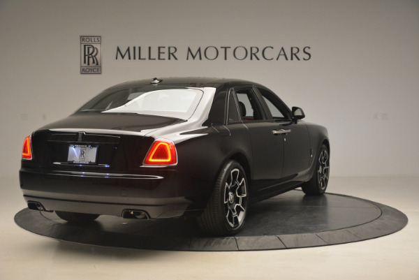 New 2017 Rolls-Royce Ghost Black Badge for sale Sold at Bugatti of Greenwich in Greenwich CT 06830 10