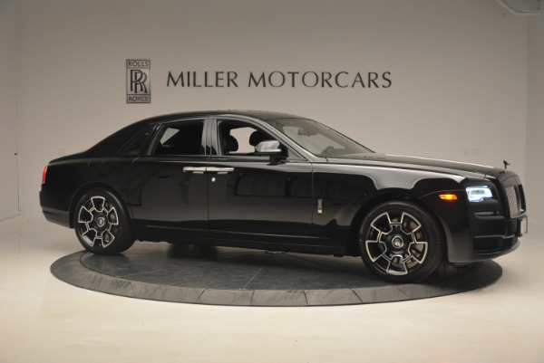 New 2017 Rolls-Royce Ghost Black Badge for sale Sold at Bugatti of Greenwich in Greenwich CT 06830 13