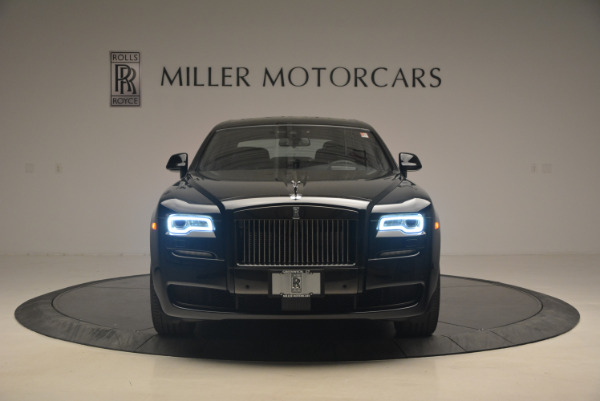 New 2017 Rolls-Royce Ghost Black Badge for sale Sold at Bugatti of Greenwich in Greenwich CT 06830 15