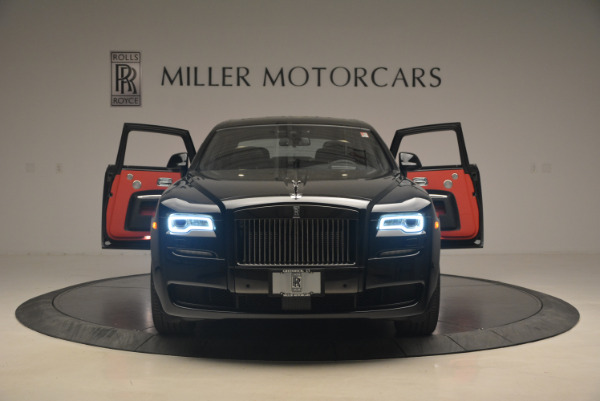 New 2017 Rolls-Royce Ghost Black Badge for sale Sold at Bugatti of Greenwich in Greenwich CT 06830 16