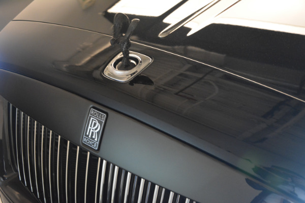 New 2017 Rolls-Royce Ghost Black Badge for sale Sold at Bugatti of Greenwich in Greenwich CT 06830 18