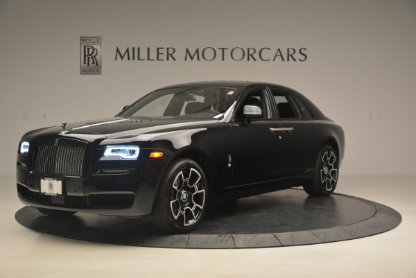 New 2017 Rolls-Royce Ghost Black Badge for sale Sold at Bugatti of Greenwich in Greenwich CT 06830 2