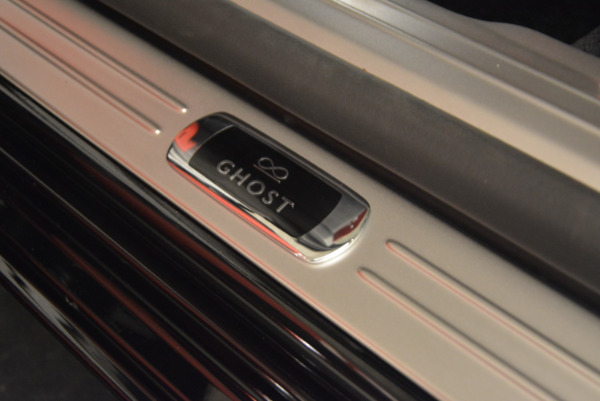 New 2017 Rolls-Royce Ghost Black Badge for sale Sold at Bugatti of Greenwich in Greenwich CT 06830 21
