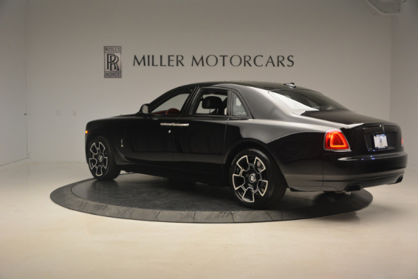 New 2017 Rolls-Royce Ghost Black Badge for sale Sold at Bugatti of Greenwich in Greenwich CT 06830 7