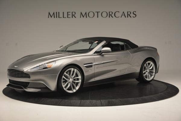 Used 2016 Aston Martin Vanquish Convertible for sale Sold at Bugatti of Greenwich in Greenwich CT 06830 14