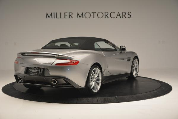 Used 2016 Aston Martin Vanquish Convertible for sale Sold at Bugatti of Greenwich in Greenwich CT 06830 19