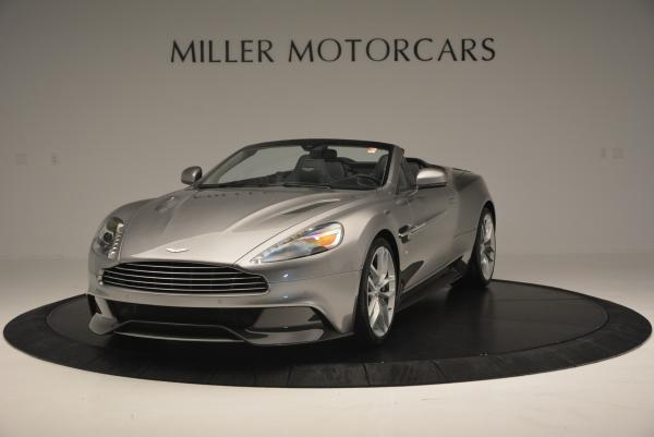 Used 2016 Aston Martin Vanquish Convertible for sale Sold at Bugatti of Greenwich in Greenwich CT 06830 2