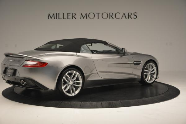 Used 2016 Aston Martin Vanquish Convertible for sale Sold at Bugatti of Greenwich in Greenwich CT 06830 20
