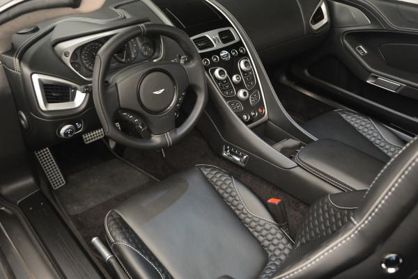 Used 2016 Aston Martin Vanquish Convertible for sale Sold at Bugatti of Greenwich in Greenwich CT 06830 24