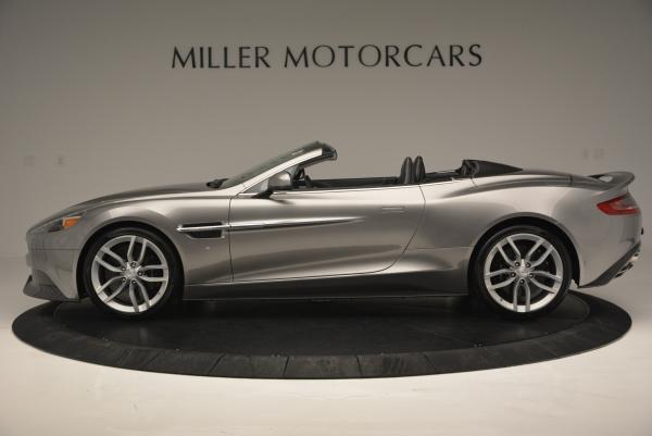 Used 2016 Aston Martin Vanquish Convertible for sale Sold at Bugatti of Greenwich in Greenwich CT 06830 3