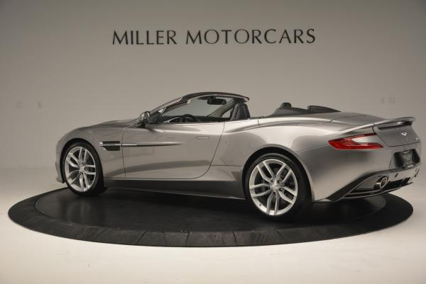 Used 2016 Aston Martin Vanquish Convertible for sale Sold at Bugatti of Greenwich in Greenwich CT 06830 4