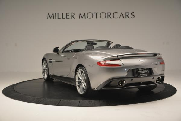 Used 2016 Aston Martin Vanquish Convertible for sale Sold at Bugatti of Greenwich in Greenwich CT 06830 5